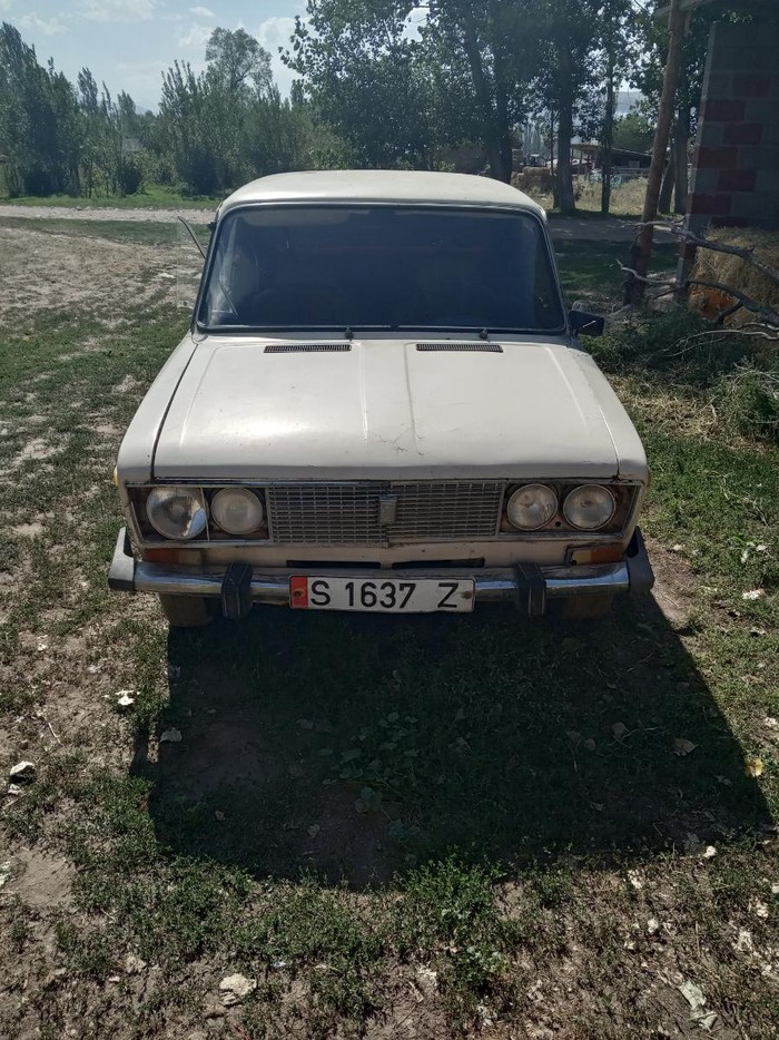 ВАЗ (ЛАДА) 2106 1989. Photo 3