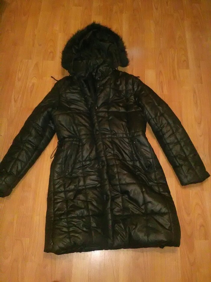Duga zimska jakna kao nova, velicina 40 odlicna za zimu - Cuprija