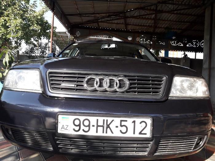 Audi A6 1997. Photo 2