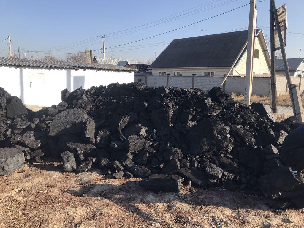 по цене: 200 KGS: Уголь Кара-Кече мешковой,   самовывоз, доставка платная