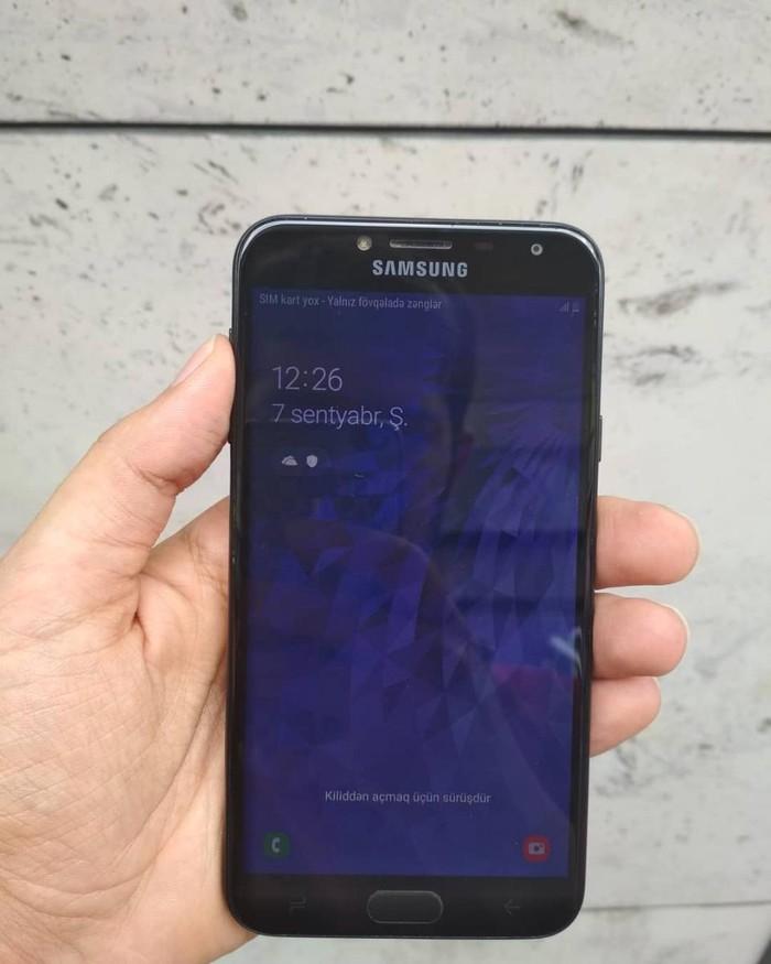 İşlənmiş Samsung Galaxy J4 2018 16 GB qara. Photo 0