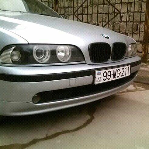BMW 528 1997. Photo 3