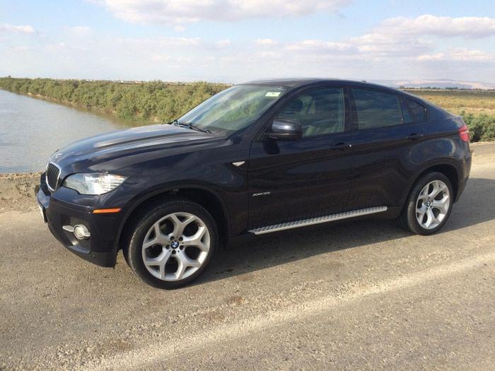 BMW X6 2010. Photo 4