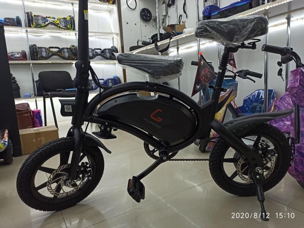 Электровелосипед Kugoo V1 от магазина Gerik+