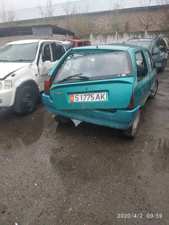 Citroen AX 1 л. 1995: Citroen AX 1 л. 1995