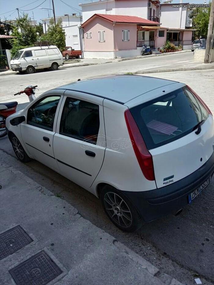 Fiat Punto 1.3 l. 2000 | 150000 km
