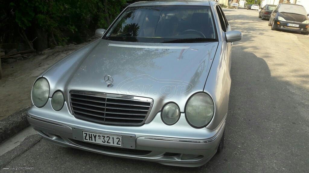 Mercedes-Benz E 200 2 l. 2002 | 55000 km