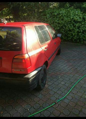 Volkswagen Golf 1996. Photo 4
