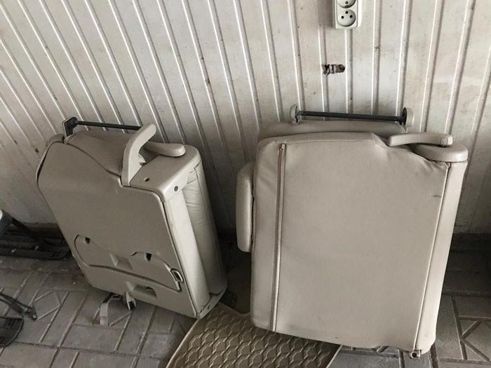 3-ряд сидений от GX470 в Бишкек