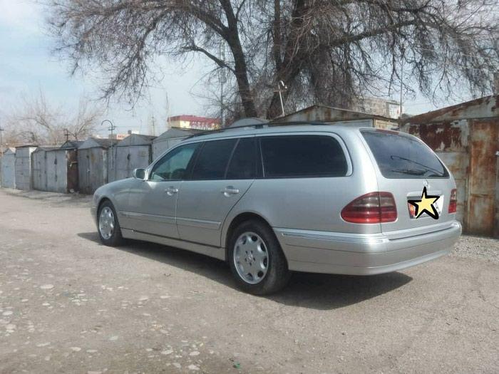 Mercedes-Benz E 270 2001 в Бишкек