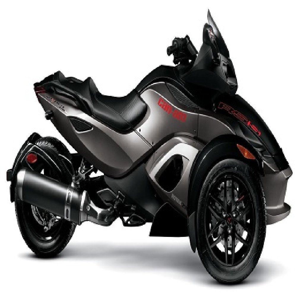 AUTHENTIC 2019 Can Am Spyder RS-S