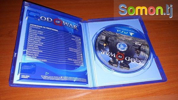 God of war 4 состояние новое. Photo 1