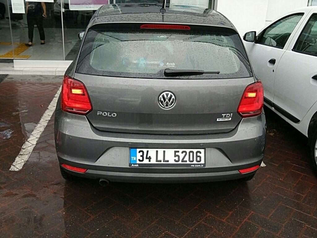 Volkswagen - Ορεστιάδα: Volkswagen 1.4 l. 2015 | 67500 km