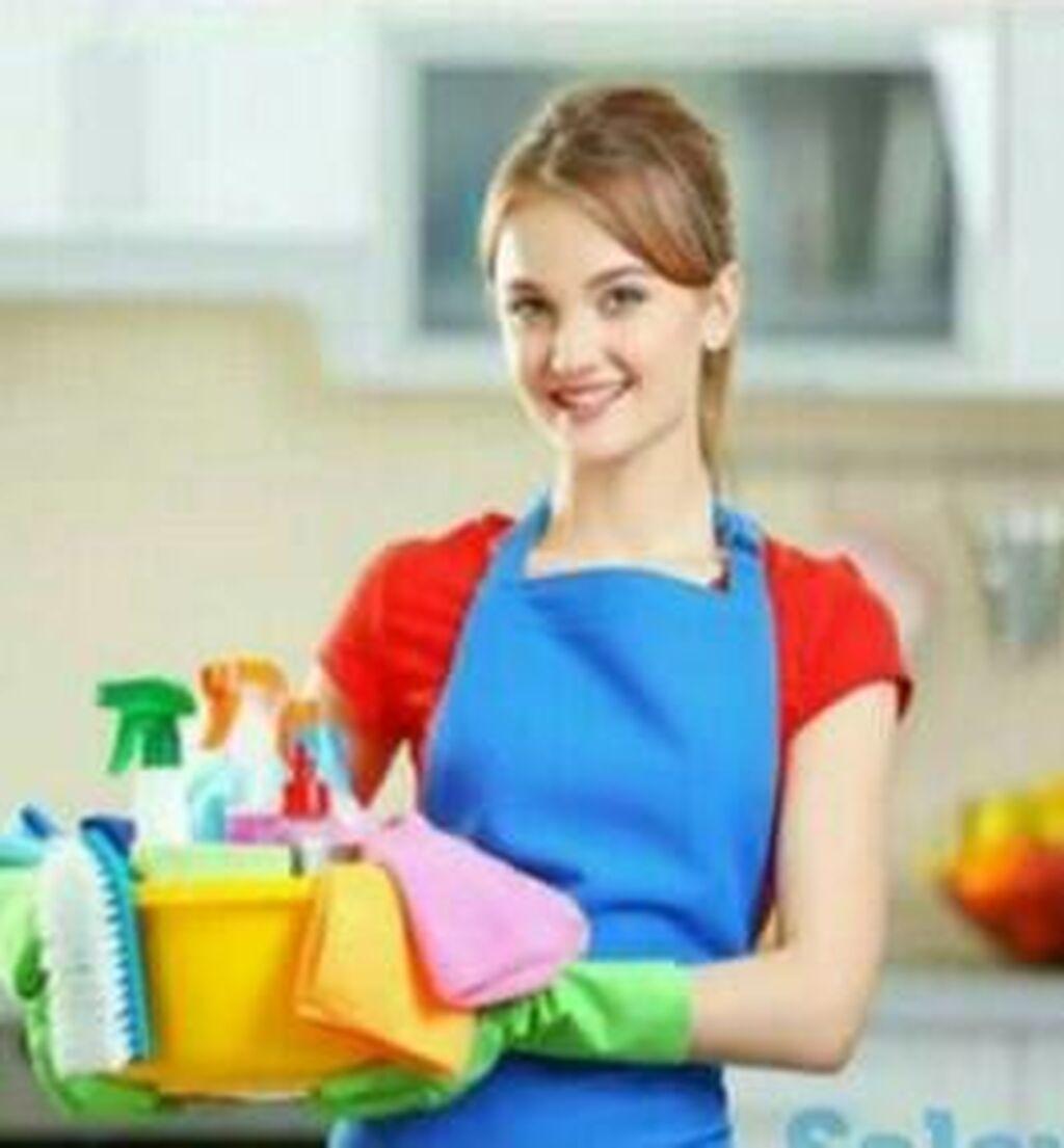 работа для девушка домработница
