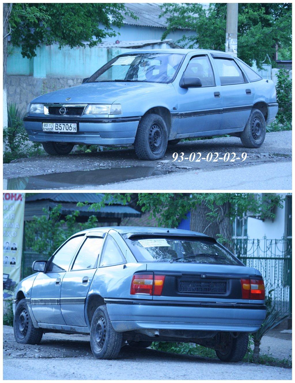 Opel Другая модель