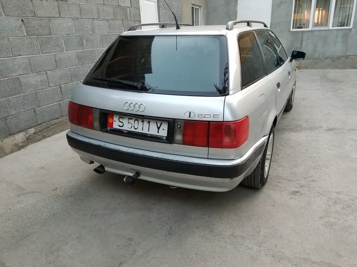 Audi 80 1992. Photo 1