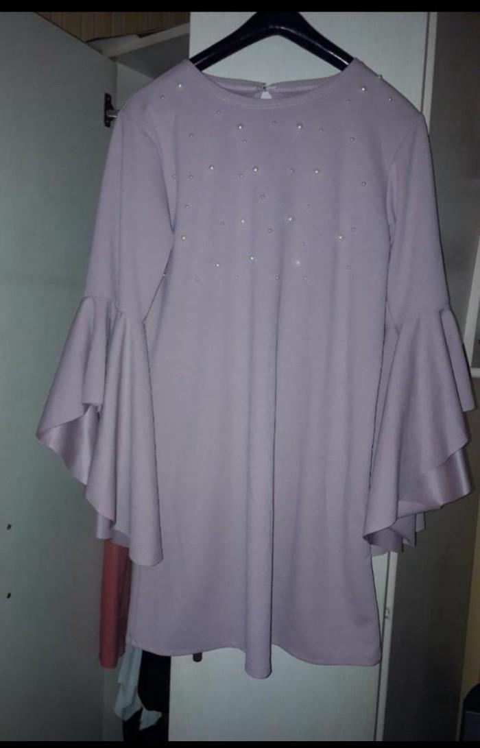 Haljina puder roze S/M vel samo probana 800din - Novi Sad