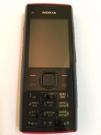 Nokia x2-00, σε αριστη κατασταση με το φορτιστη του. Photo 0