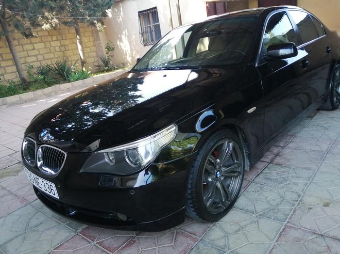 BMW 525 2006. Photo 0