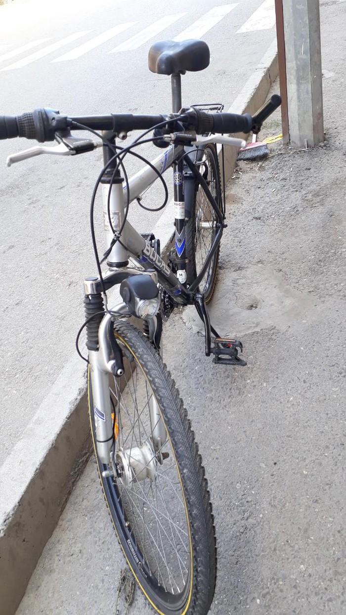 Almaniya istehsali orijinal velosiped-26liq(M). Photo 1