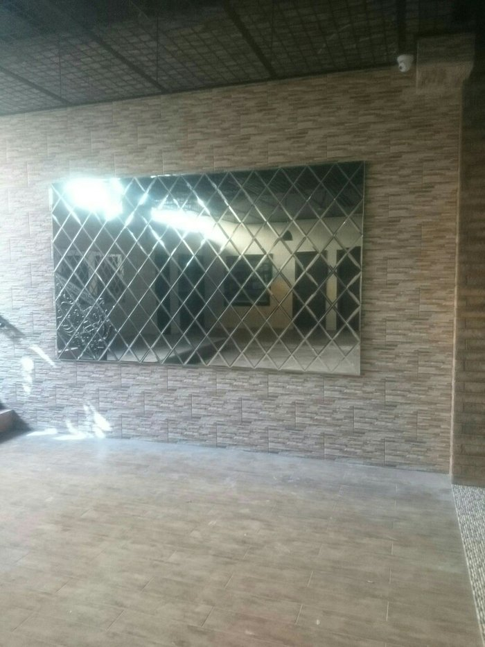 Bakı şəhərində Cam balkon