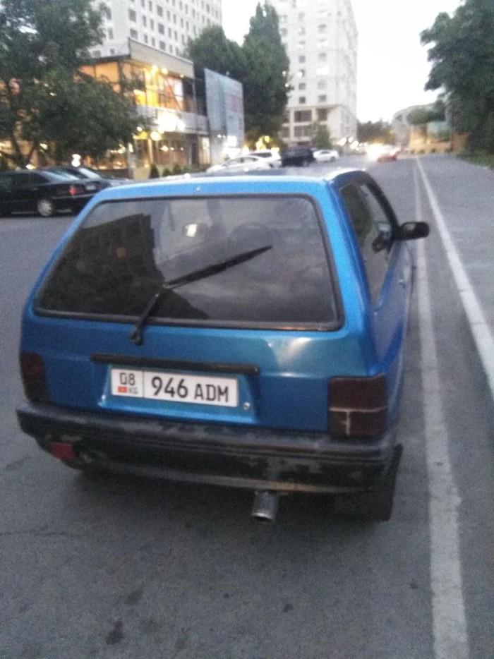 Mazda 121 1990. Photo 2