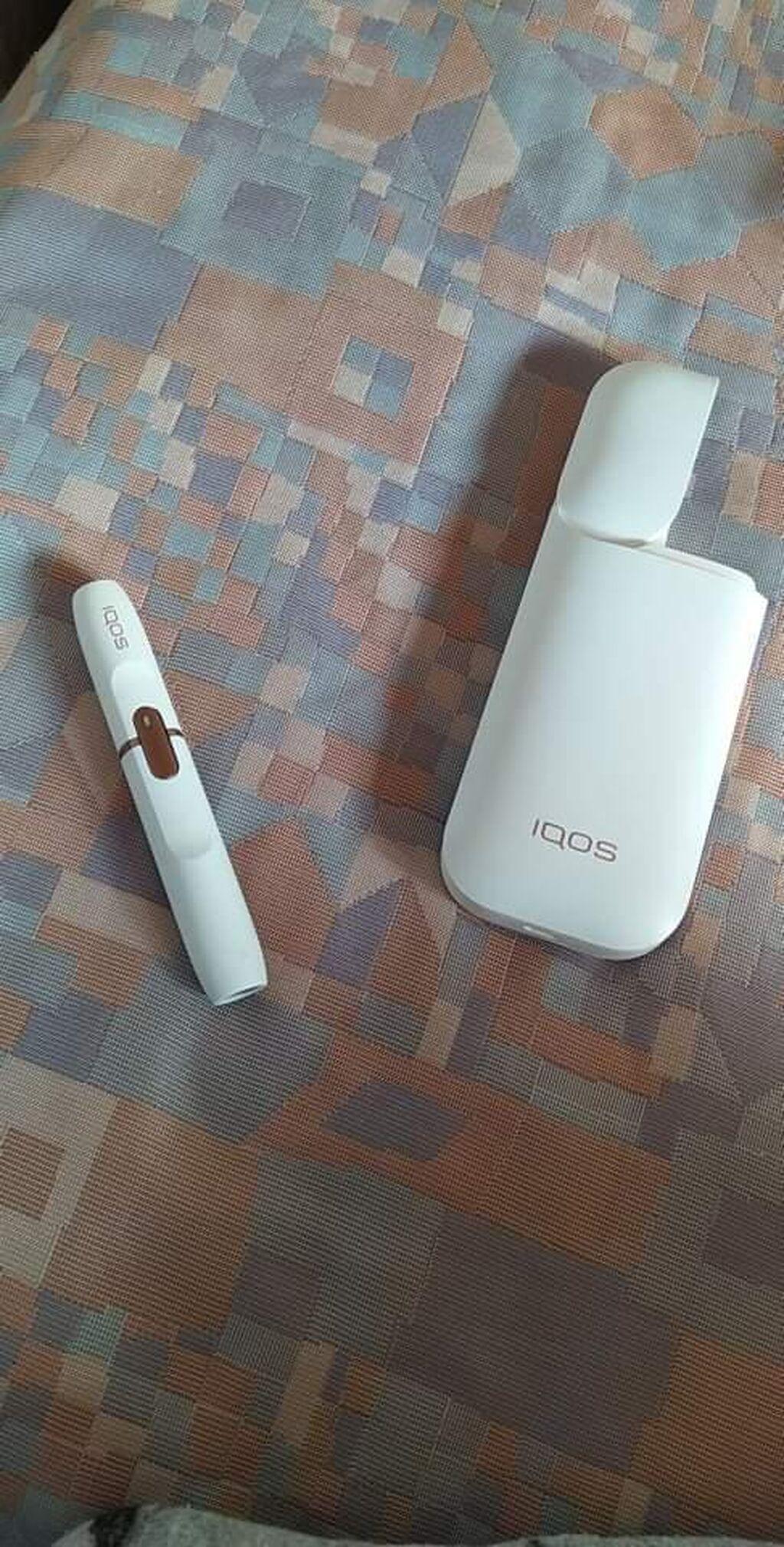 Πωλείται iqos 3 plus,μεταχειρισμένο! Είναι σε άριστη κατάσταση! Μαζί με θήκη! 30€