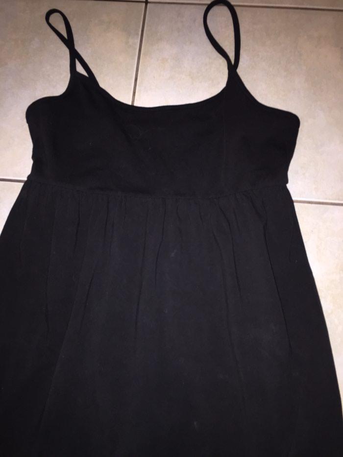Μαυρο , Βαμβακερό φορεματάκι . Καινούργιο . Νο small . Photo 2