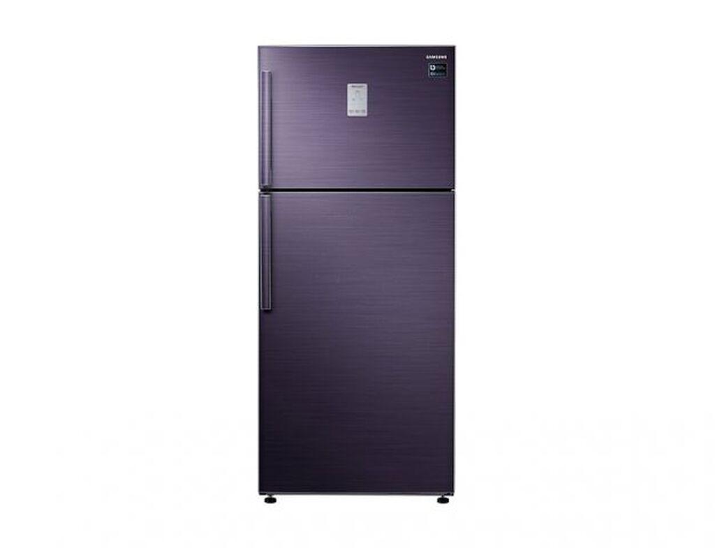 Новый Двухкамерный Фиолетовый холодильник Samsung: Новый Двухкамерный Фиолетовый холодильник Samsung