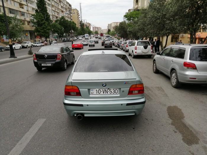 BMW 523 1996. Photo 5