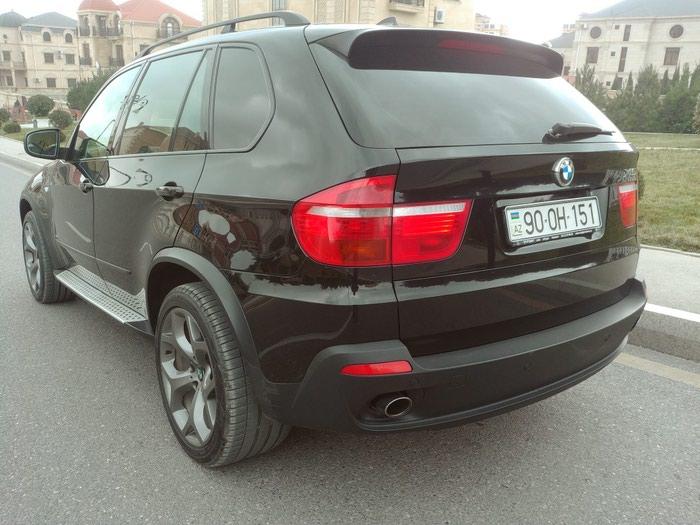 BMW X5 2007. Photo 4