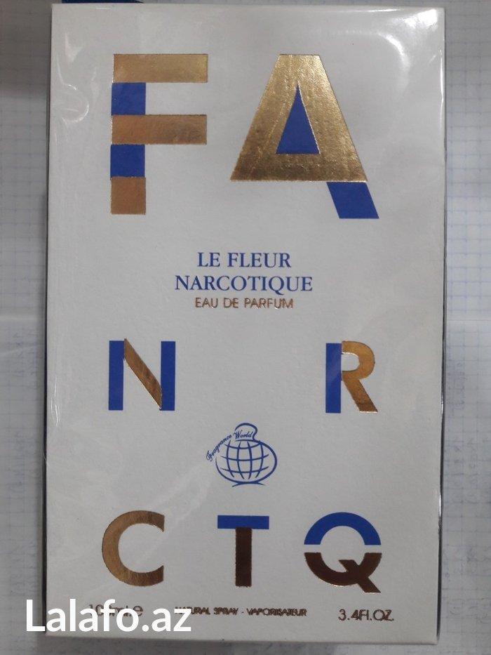 Xırdalan şəhərində Fleur narcotique. Dubay istehsalıdır,iyi qalıcıdır.