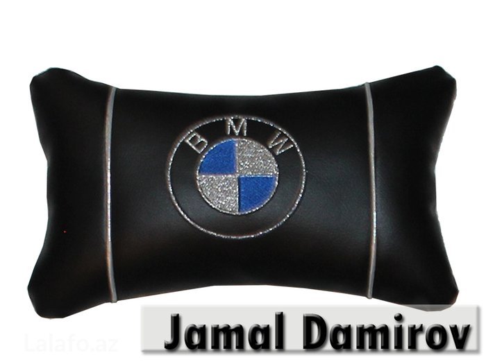 Bakı şəhərində BMW üçün yastiqlar. Подушки для BMW. Pillows for BMW.Mallar