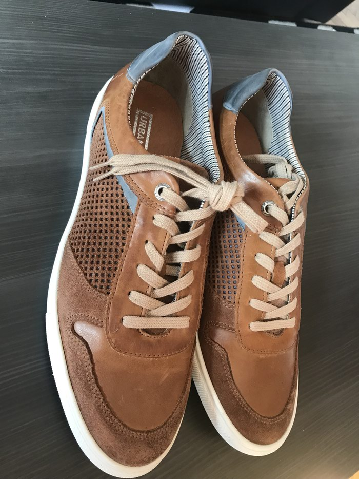 URBAN X muske cipele kozne br 44. Photo 2