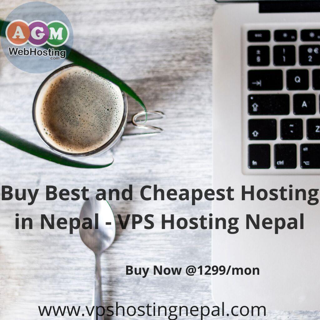 Buy Best and Cheapest Hosting in Nepal - VPS Hosting Nepal: