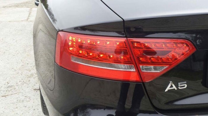Audi A5 2011. Photo 7