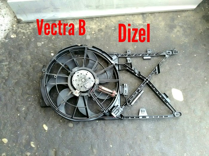 Opel Vectra B Dizel İç Ventilyatoru. Photo 0