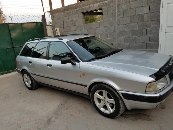 Audi 80 1992. Photo 4