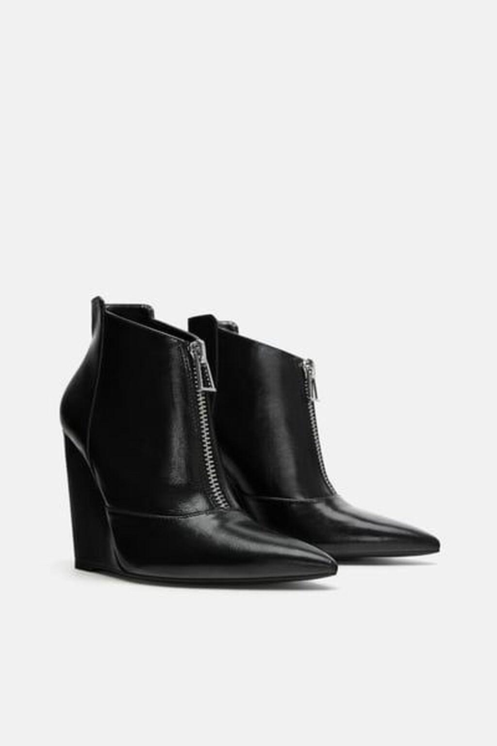 Обувь от Зары  Размер:36  Цена: 3999с можно договорится уступлю чучуть: Обувь от Зары  Размер:36  Цена: 3999с можно договорится уступлю чучуть