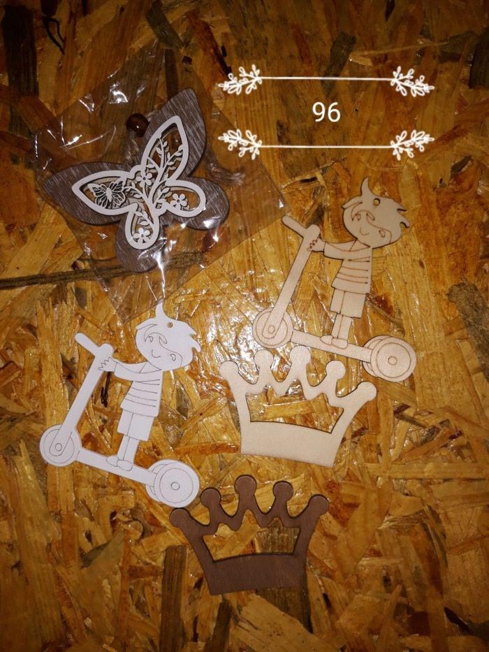 Ξυλινα διακοσμητικα διαφόρων σχεδιων. Photo 3