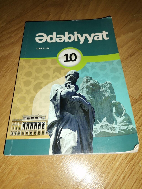 10 cu sinif Ədəbiyyat: 10 cu sinif Ədəbiyyat