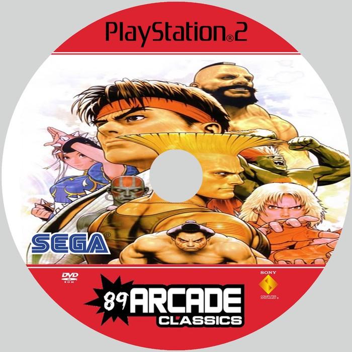 Bakı şəhərində Sega Oyunları.Ps2 üçün.Yenidir.Sayı çoxdur.