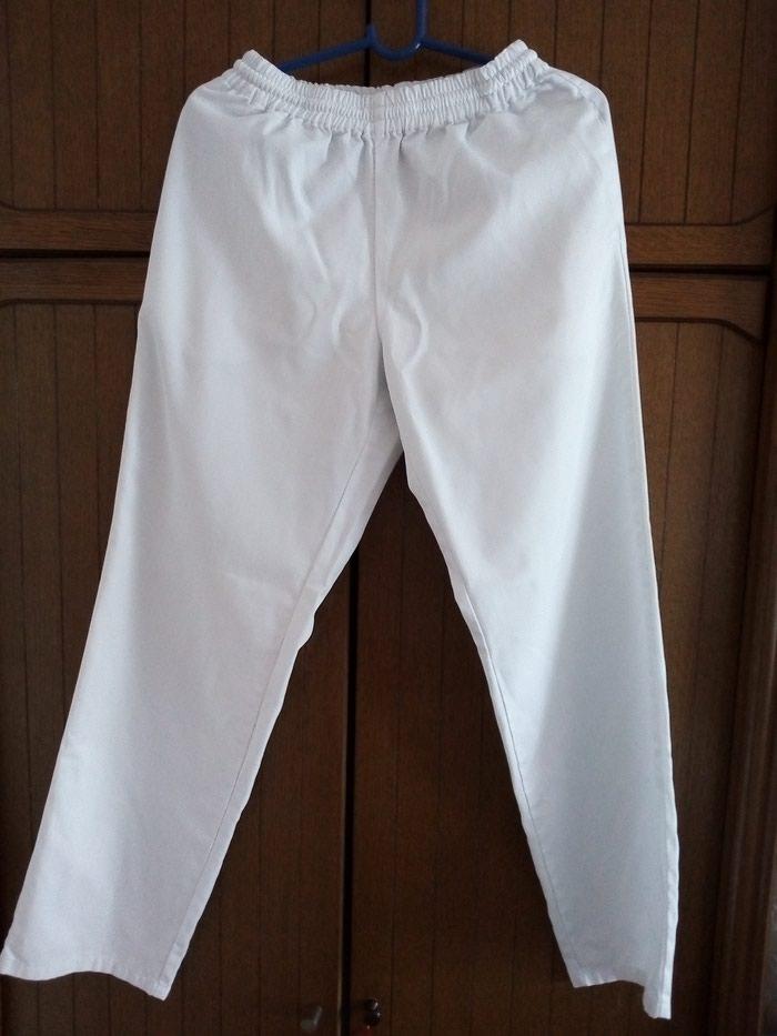 Nove S pantalone duzina 96 cm, nogavice od prepone 62 cm