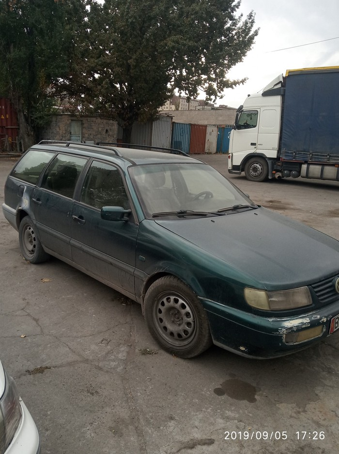 Volkswagen Passat 1996. Photo 3