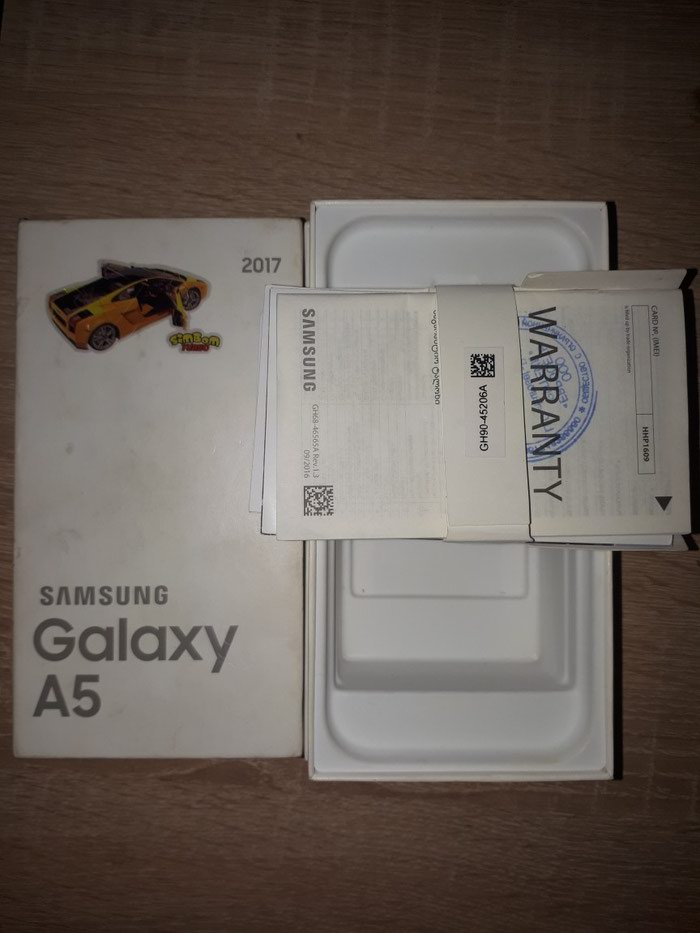 Samsung galaxy A5 2017 duos. Photo 2