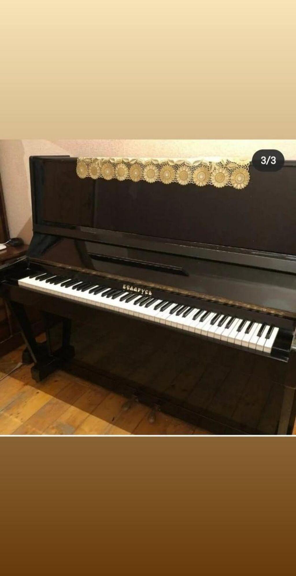 Pianino iwlek veziyyetde