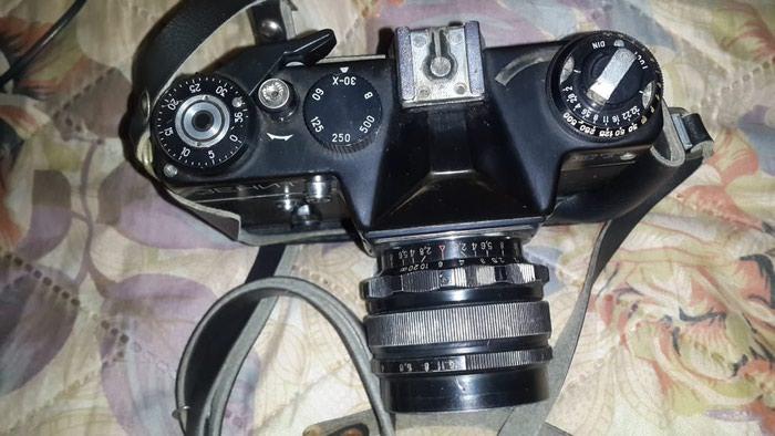 Fotoaparat Zenit s aksesuarami za vse 30 manat.rabotayet bez problem. Photo 6