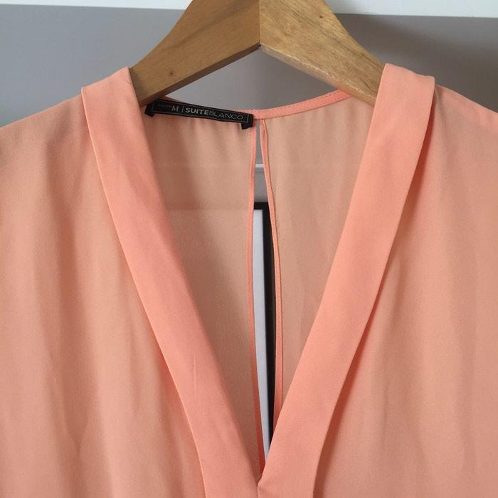 Suite Blanco αμάνικη πουκαμίσα με λαιμόκοψη. Photo 4