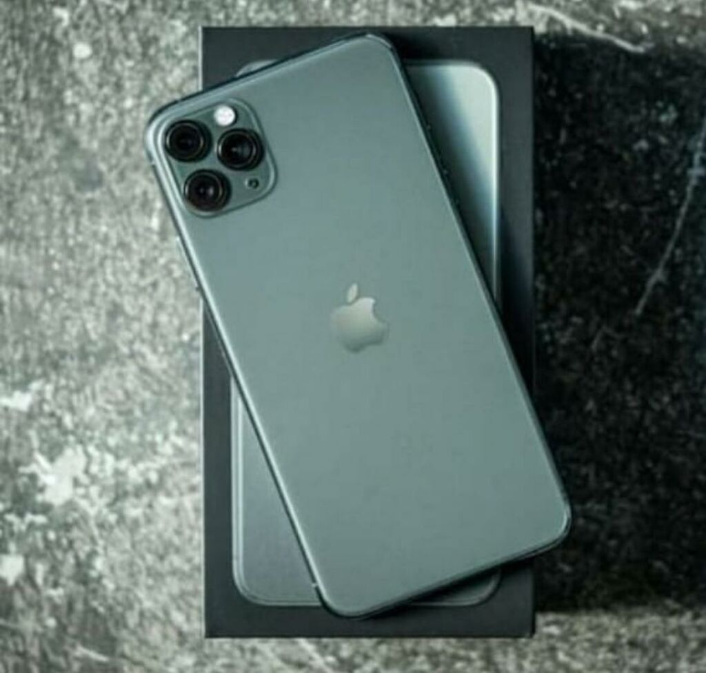 İphone 11pro Max Yenidir