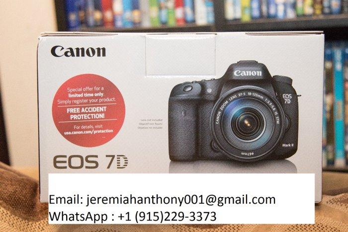 Νέος φακός Canon EOS 7D Mark II + 24-105 mm. Photo 0